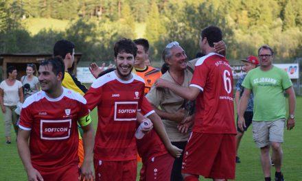 Auftaktsieg in der Landesliga gegen St.Ulrich