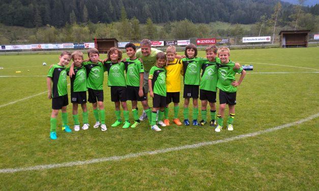 U9 Match gegen SPG St.Ulrich/Hochfilzen