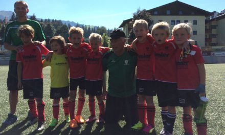 2. U8 Turnier in Kirchberg