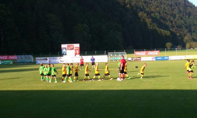 U9 Nachwuchs-Derby gegen Kirchdorf