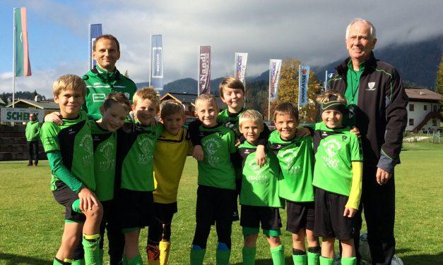 """U9 – Spiel gegen SPG Hopfgarten/Itter oder """"es geht doch…"""""""