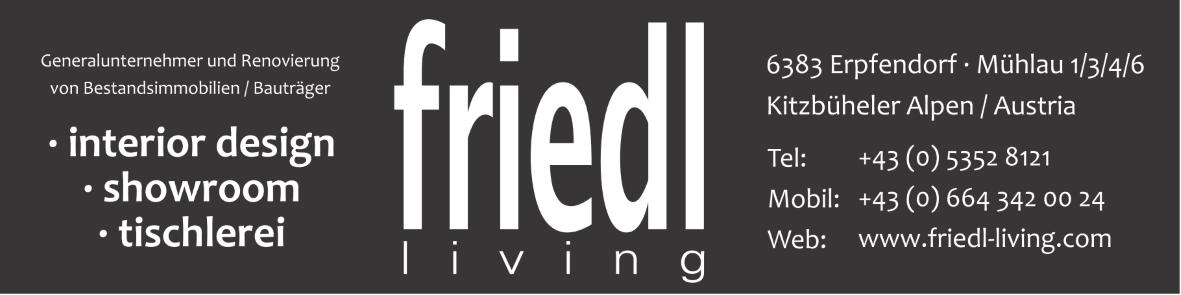Logo Sponsor Friedl