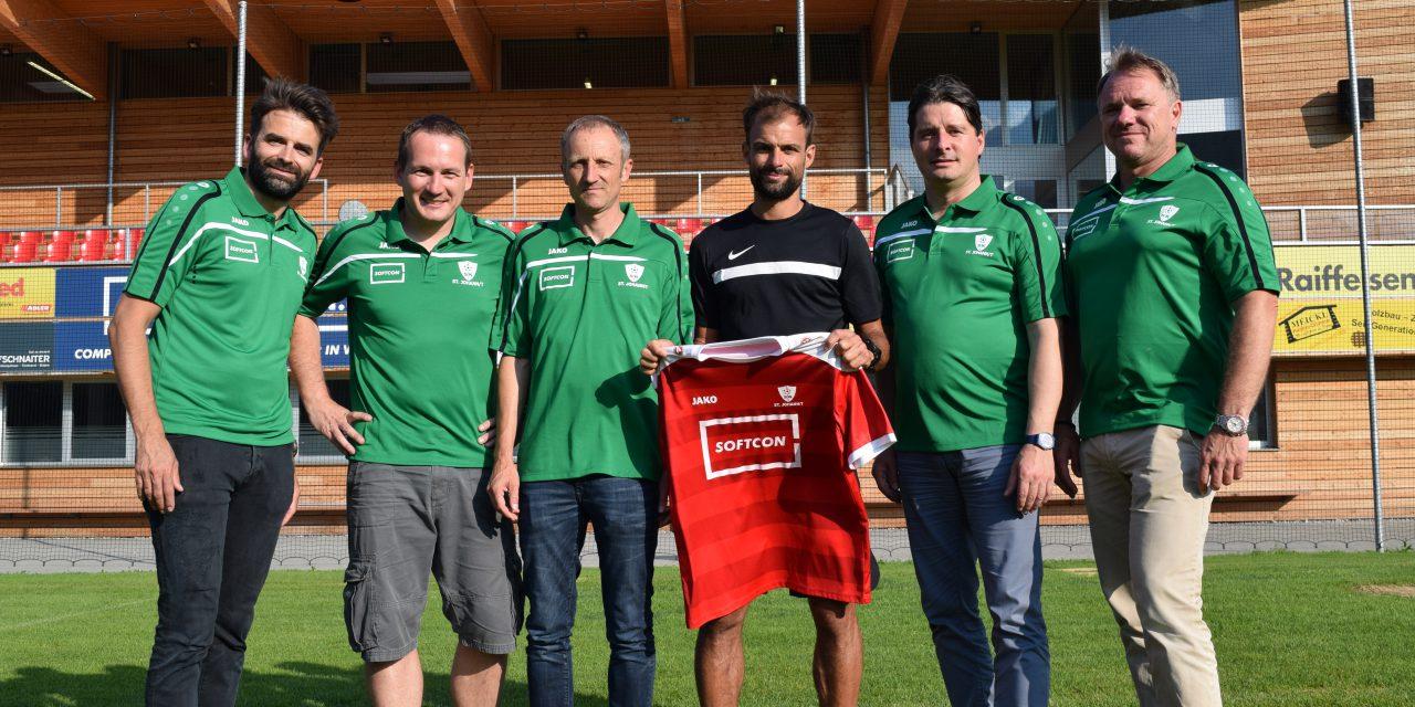 Alex Hauser verstärkt den SK St. Johann!