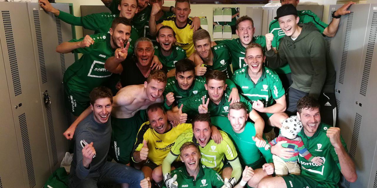 Zweiter Saisonsieg für den SK St. Johann