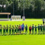 U9 – Freitag – 25.05.2018 – Remis gegen Kitzbühel