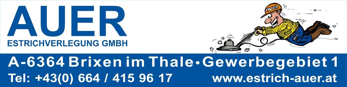 Logo Sponsor Auer Estrichverlegung