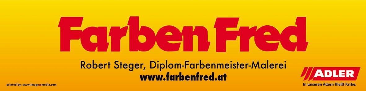 Logo Sponsor Farben Fred