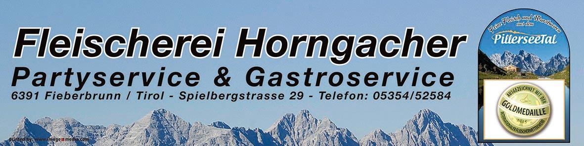 Logo Sponsor Horngacher Fleischerei