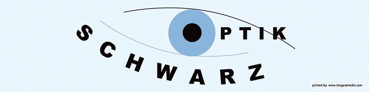 Logo Sponsor Optik Schwarz