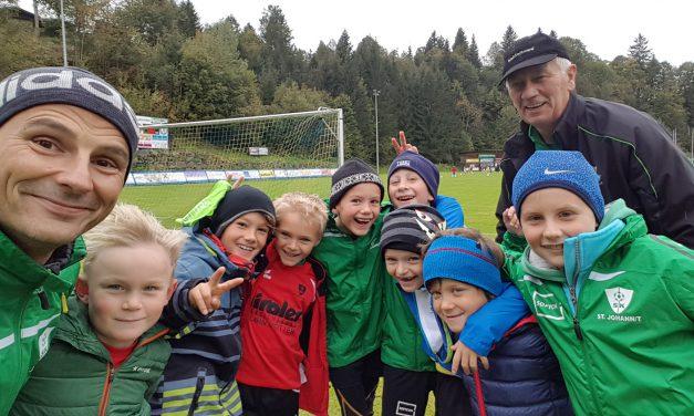 Letztes U8 Turnier 2016 in Fieberbrunn