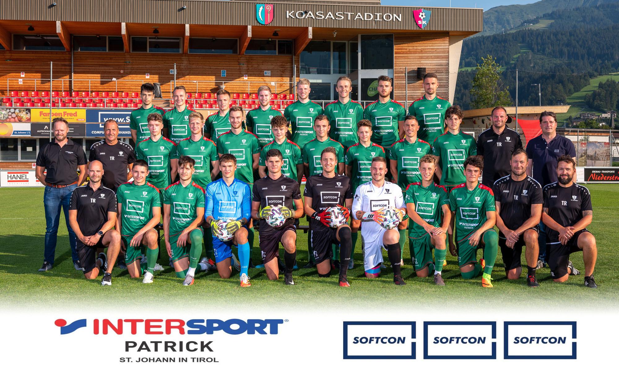 SK St. Johann Kampfmannschaft