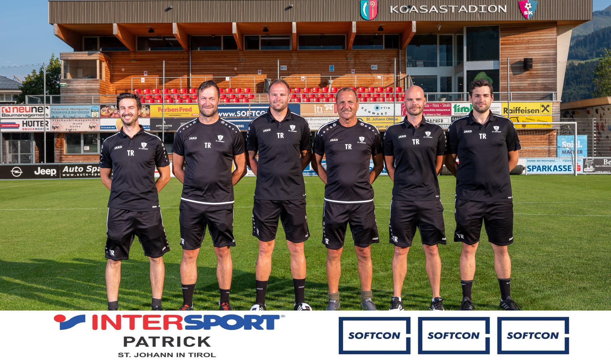 SK St. Johann Trainerteam