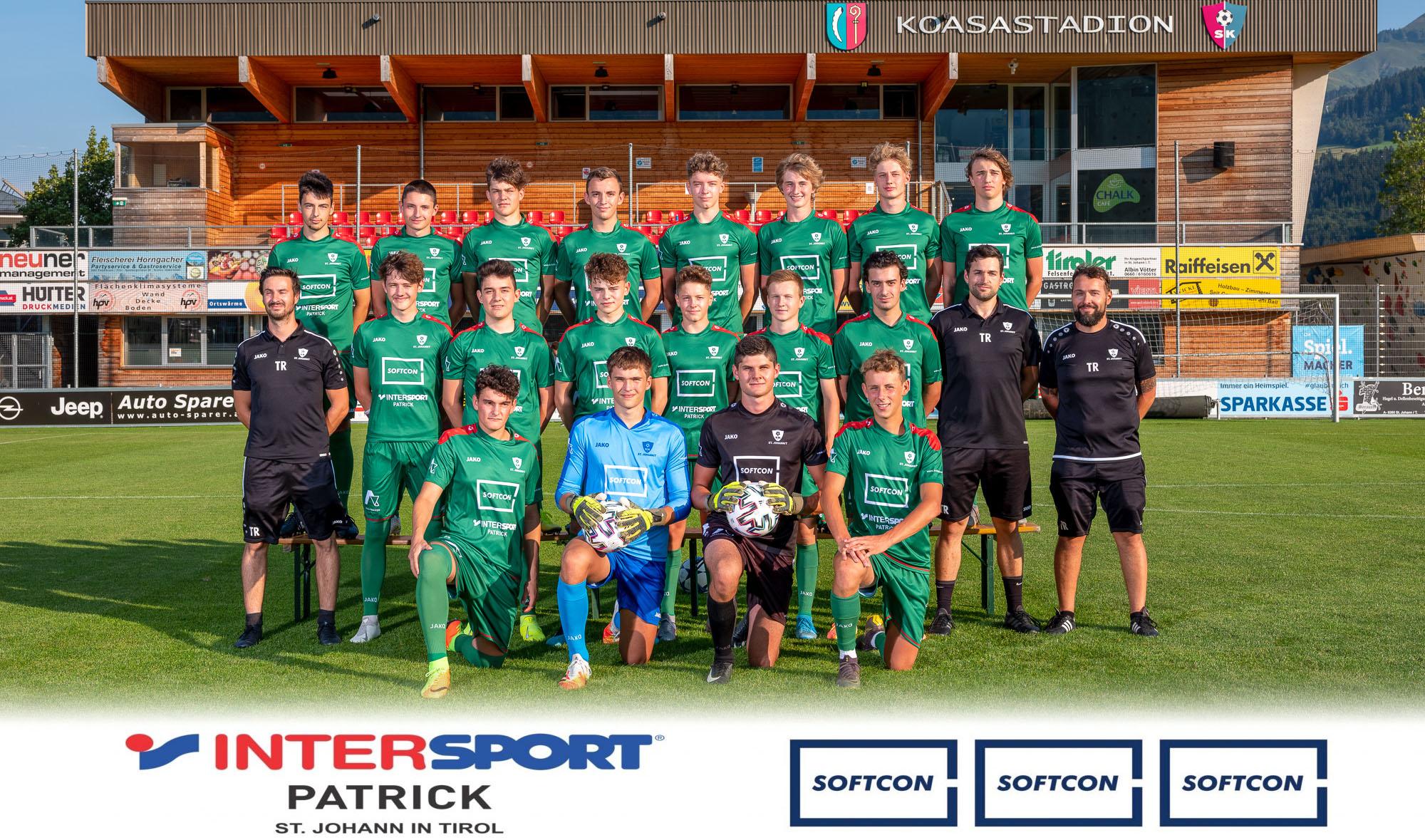 SK St. Johann U18